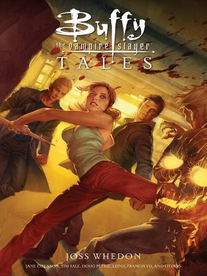 cover image of Buffy the Vampire Slayer: Tales