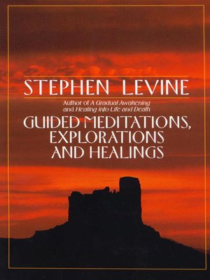 cover image of Guided Meditations, Explorations and Healings