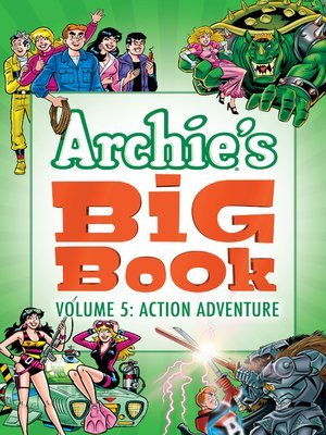 cover image of Archie's Big Book Volume 5