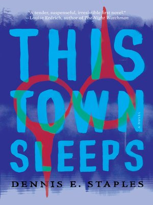 cover image of This Town Sleeps