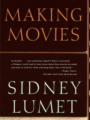cover image of Making Movies