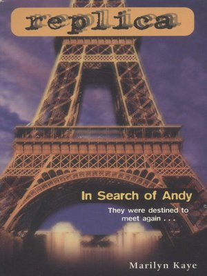 cover image of In Search of Andy (Replica #12)