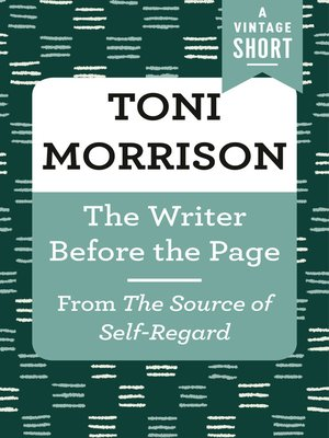 cover image of The Writer Before the Page