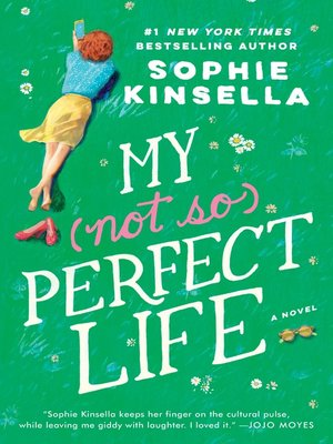 cover image of My Not So Perfect Life
