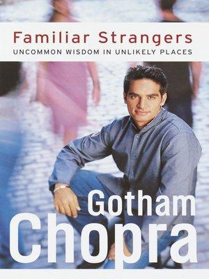 cover image of Familiar Strangers