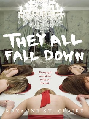 Roxanne st claire overdrive rakuten overdrive ebooks they all fall down fandeluxe Ebook collections
