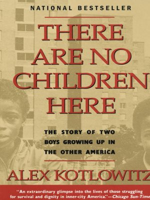 cover image of There Are No Children Here
