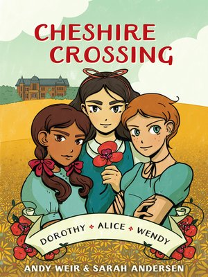 cover image of Cheshire Crossing (Graphic Novel)