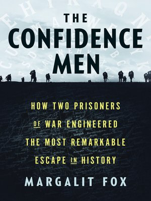 cover image of The Confidence Men