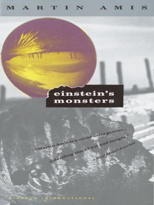 cover image of Einstein's Monsters