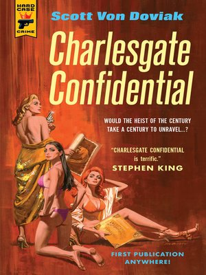 cover image of Charlesgate Confidential