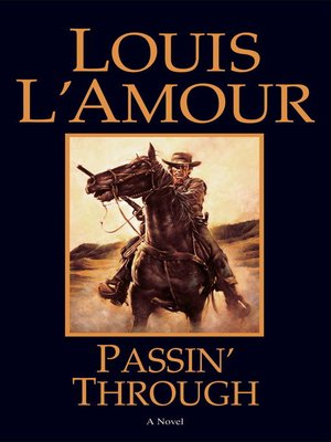 cover image of Passin' Through