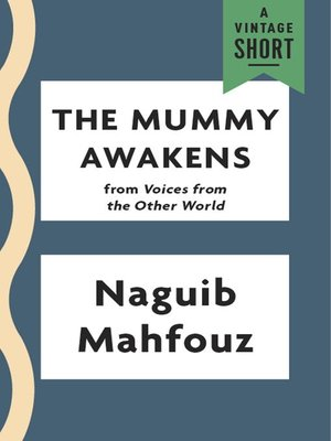cover image of The Mummy Awakens