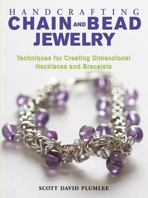 cover image of Handcrafting Chain and Bead Jewelry