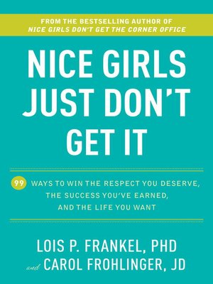 cover image of Nice Girls Just Don't Get It