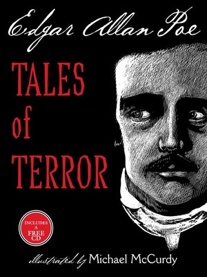 cover image of Tales of Terror from Edgar Allan Poe