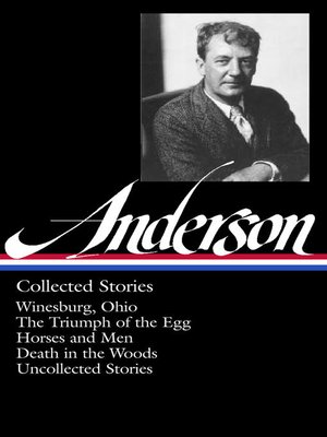 cover image of Sherwood Anderson