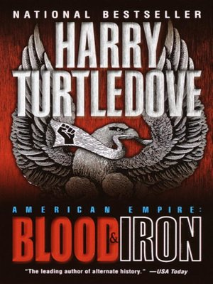 cover image of Blood and Iron