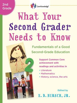 cover image of What Your Second Grader Needs to Know