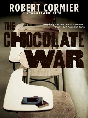 cover image of The Chocolate War
