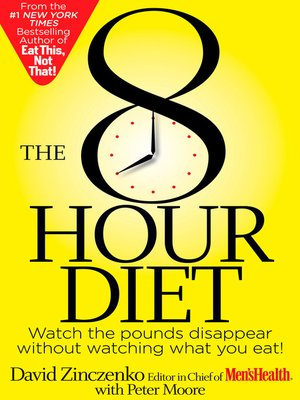 cover image of The 8-Hour Diet