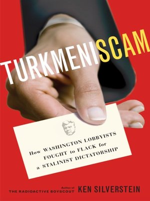 cover image of Turkmeniscam