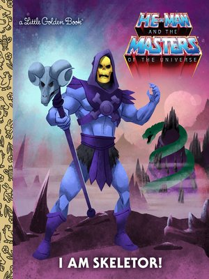 cover image of I Am Skeletor!