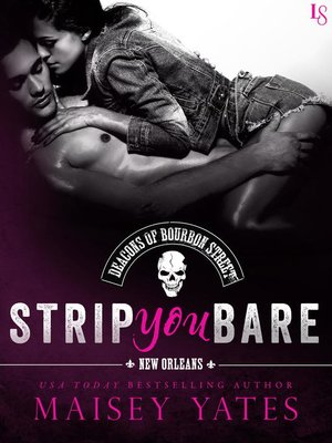 cover image of Strip You Bare