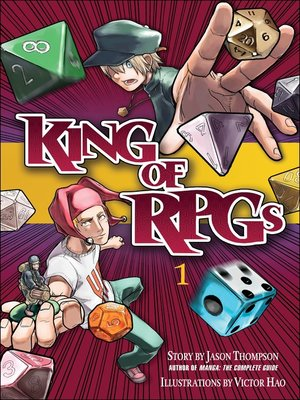 cover image of King of RPGs 1