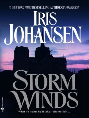 cover image of Storm Winds