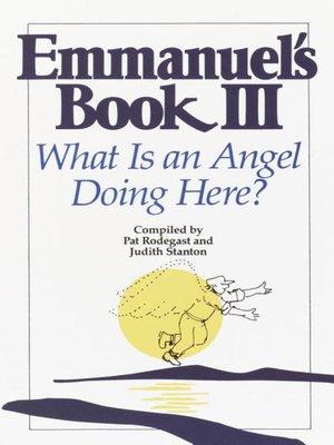 cover image of Emmanuel's Book III