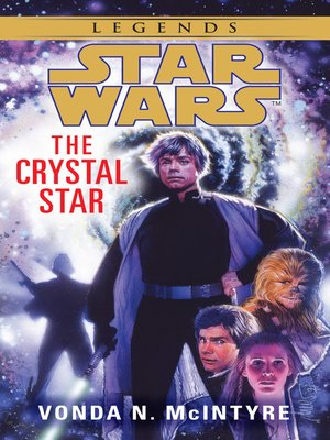 cover image of The Crystal Star
