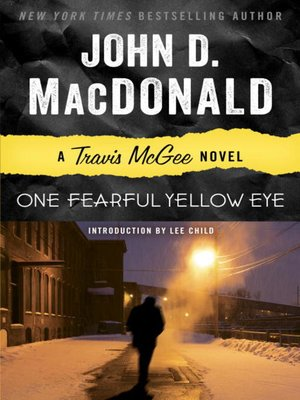 cover image of One Fearful Yellow Eye