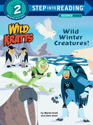 cover image of Wild Winter Creatures! (Wild Kratts)