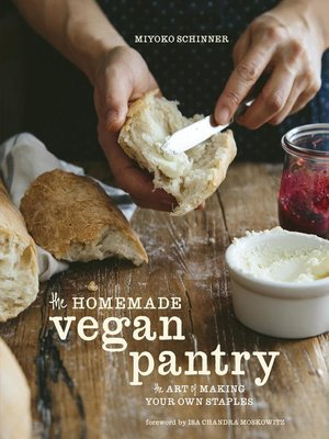 cover image of The Homemade Vegan Pantry