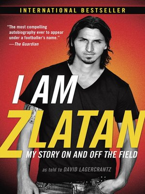 cover image of I Am Zlatan