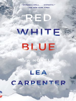 cover image of Red, White, Blue