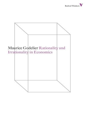 cover image of Rationality and Irrationality in Economics