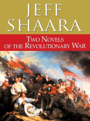 cover image of Two Novels of the Revolutionary War