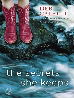 cover image of The Secrets She Keeps