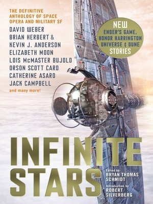 cover image of Infinite Stars