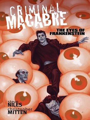 cover image of Criminal Macabre: The Eyes of Frankenstein