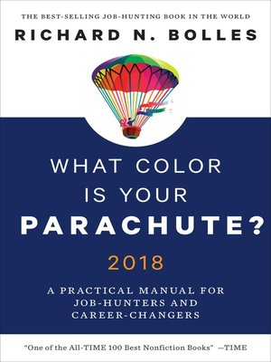 cover image of What Color Is Your Parachute? 2018