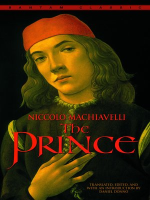 the prince niccolo machiavelli ebook