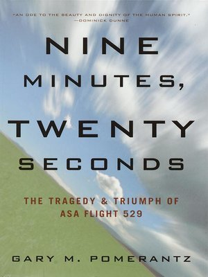cover image of Nine Minutes, Twenty Seconds