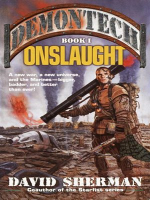 cover image of Onslaught