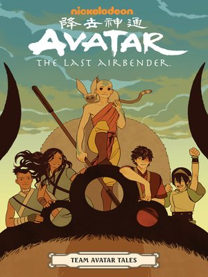 cover image of Avatar: The Last Airbender - Team Avatar Tales