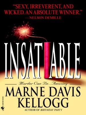 cover image of Insatiable