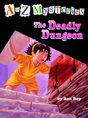 cover image of The Deadly Dungeon