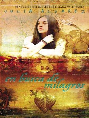 cover image of En busca de milagros